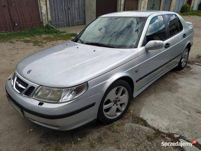 używany Saab 9-5 2.0t, PB+LPG