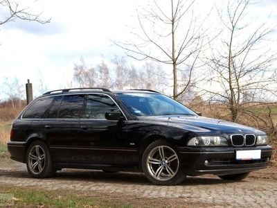 używany BMW 525 SERIA 5 IV (E39) d