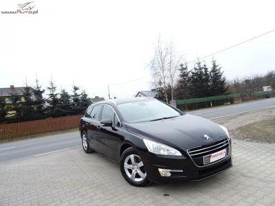 używany Peugeot 508 SW 2.0 2,0(150KM),Navi,Panorama,Alu,Parktronic,Isofix*GWARANCJA* automatyczna klima.