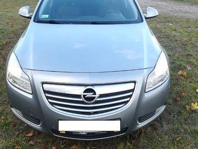 używany Opel Insignia Kombi 2.0 130 KM