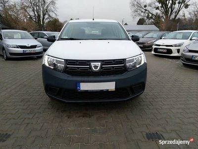 używany Dacia Sandero 2018, salon PL na gwarancji do lipca 2021