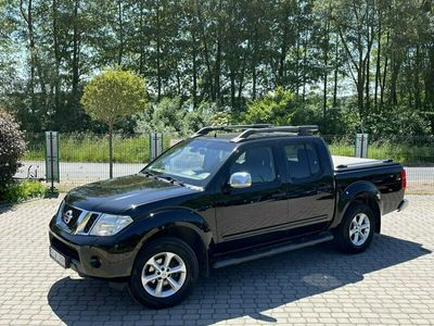 używany Nissan Navara 2.5 dCi 4x4 / Salon PL I-właściciel / Bezwypadkowa D40 (2004-)