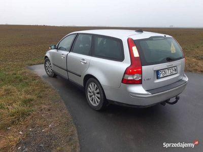 używany Volvo V50 zamiana