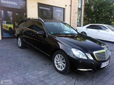 gebraucht Mercedes 220 Klasa E W212 *CDI * Elegance * Navigacja * Xenon * Okazja !!!