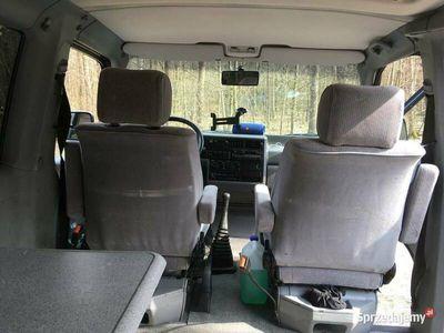 używany VW Multivan t4z gazem