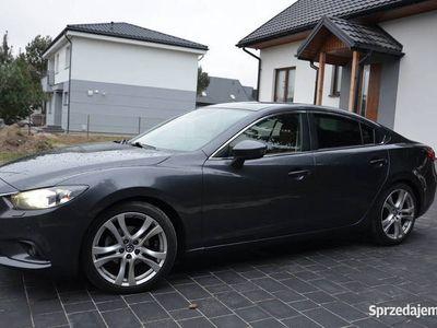 używany Mazda 6 2014r 2.2D 150km Sedan/Limuzyna SkyActive Ieloop