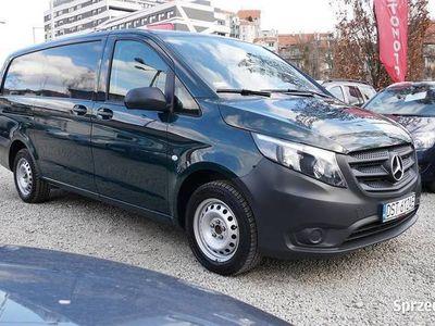 używany Mercedes Vito 2018 64 000 km Diesel Furgon (blaszak)