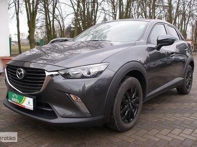 używany Mazda CX-3 SKYACTIV Nawigacja Parktronic, Nowy Tomyśl