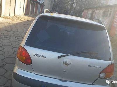używany Chevrolet Matiz 2001 abs klima