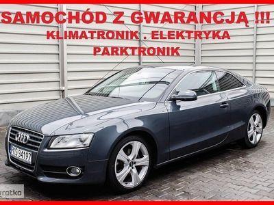 używany Audi A5 I (8T) GWARANCJA + Klimatronik + Elektryka + Parktronik !!!, Leszno