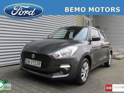 używany Suzuki Swift V 1.2 Benzyna 90KM, Premium, SalonPL, Gwarancja, FV23%, Poznań