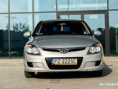 używany Hyundai i30 1.6 CRDi, Serwisowany, Dobre wyposażenie