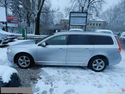 używany Volvo V70 2dm3 245KM 2015r. 68 708km Automat 240 km Skóra Czujniki cofania