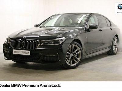 używany BMW 730 3dm 265KM 2017r. 94 914km