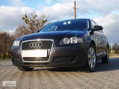 używany Audi A3 2dm 136KM 2007r. 208 000km