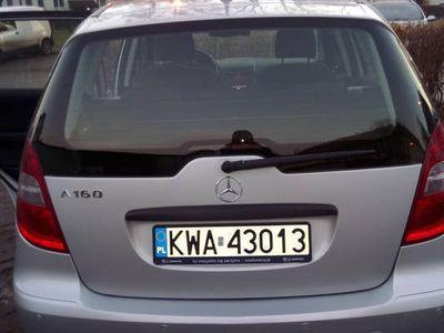 używany Mercedes A160 w169 2011r lifting