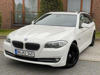 używany BMW 520 2dm 184KM 2011r. 232 460km