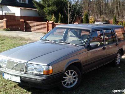 używany Volvo 940 kombiGL, 1992 rok benzyna + LPG