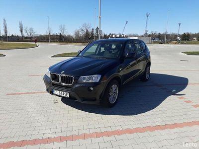 używany BMW X3 184 KM xDrive 4x4 Xenon Dach Szklany Bezwypadkowy