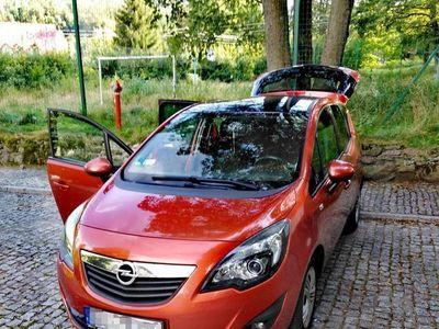 używany Opel Meriva B 2011r
