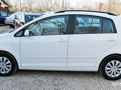 używany VW Golf Plus 1.6dm 105KM 2013r. 267 000km