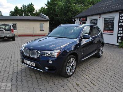 używany BMW X3 II (F25) Pełne wyposażenie Stan idealny