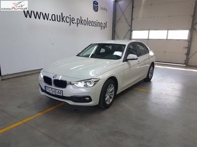 używany BMW 316 316 2dm3 116KM 2018r. 23 226km Seria 3 d Advantage aut