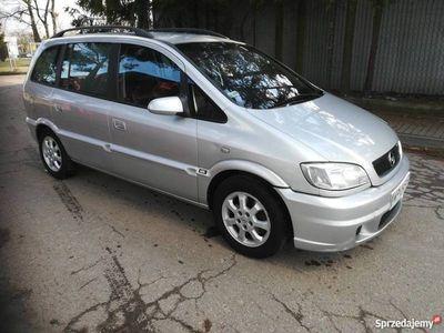 używany Opel Zafira 2.0 diesel 101 KM 2003r.