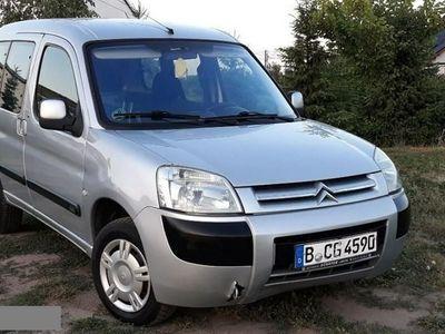 używany Citroën Berlingo I 2004r. LIFT 2.0 HDI Multispace Sprawna Klima TANIO z Niemiec !