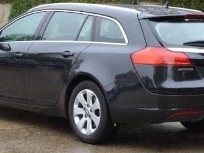 używany Opel Insignia 2.0 CDTI SPORT BEZWYPADKOWY NAWI ALU,
