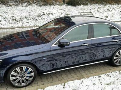 używany Mercedes E350 EEXCLUSIVE+Panorama+Gwarancja do 09/2021+DVD+Skóra+MULTIBEAM LED