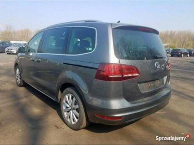używany VW Sharan Sharan2.0 Highline BMT Start-Stop 2015 II (2010-)