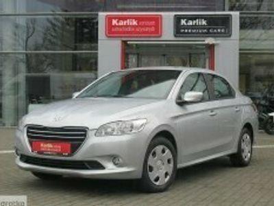 używany Peugeot 301 Dealer Karlik Poznań 1.6 VTi Active Benzyna Salon PL FV23%