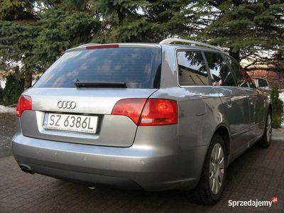 używany Audi A4 1.9 TDi 2 Kpl Alu Nowe Opony Zadbany i Uszanowany