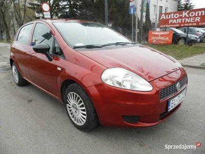 używany Fiat Grande Punto 1.4dm3 78KM 2008r. 175 000km 1,4 gaz klima