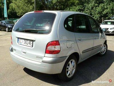 używany Renault Scénic Expression 1.6 Benzyna+LPG107 KM Klimatronic Automat Stan BDB Kredyt I (1997-2003)