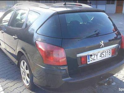 używany Peugeot 407 Kombi 2.0HDI Hak Diesel Doinwestowany Zamiana