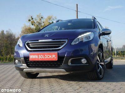 używany Peugeot 2008 1.2dm 110KM 2015r. 55 000km