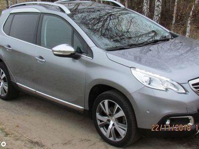 używany Peugeot 2008