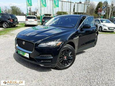 używany Jaguar F-Pace Automat, Benzyna, 340 KM, 4x4, Skóra, Panorama !!!
