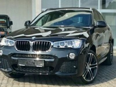 używany BMW X4 I [F26] xDrive 20d M Sport Pakiet
