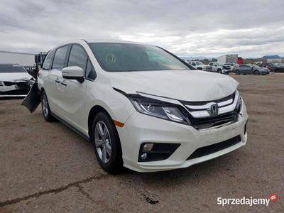 używany Honda Odyssey 2018
