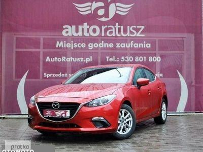 używany Mazda 3 2dm 120KM 2014r. 39 260km