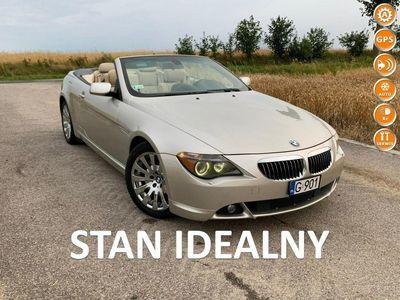 używany BMW 333 645 4.4dm KM 2005r. 201 258km