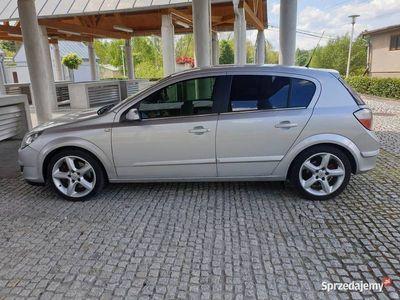 używany Opel Astra 2.0Turbo 170KM LPG Alu 17