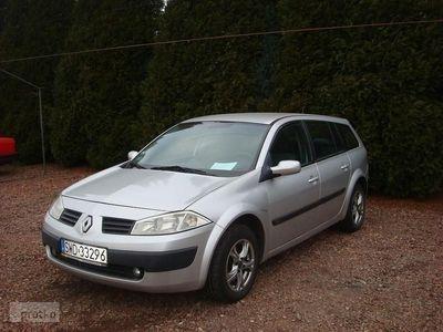 brugt Renault Mégane II 1.5dm 101KM 2005r. 196 000km