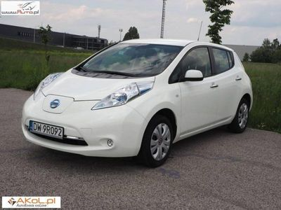used Nissan Leaf 0dm 2017r. 22 000km