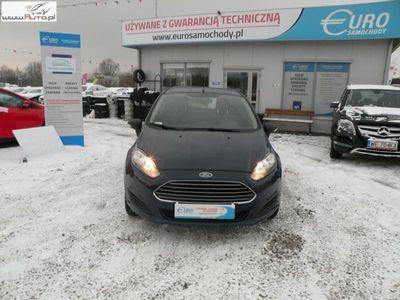 used Ford Fiesta 1.5dm3 2015r. 96 000km 1.5 Tdci F-vat Gwar.rok Opony