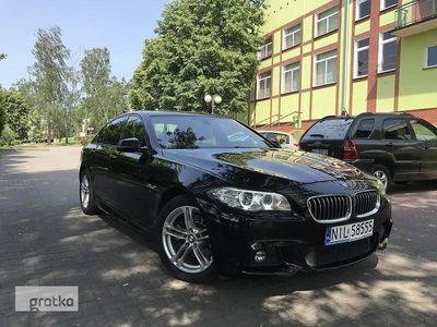 używany BMW 520 SERIA 5 520 dA xDrive F10 LCI M Pakiet Salon Polska, Iława
