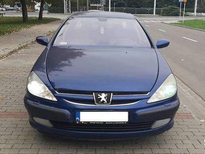 używany Peugeot 607 2.2 HDI Automat * Skóra * Okazja !